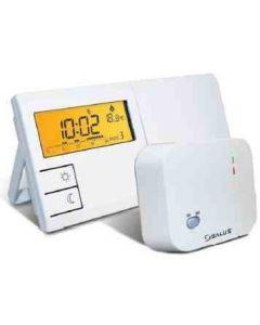 Програмируем безжичен терморегулатор Salus 091FLRF