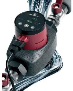 Циркулационна помпа от ново поколение за подово отопление, радиаторно отопление, еднотръбни и двутръбни системи, системи за рециркулация на гореща вода и системи с необходим нощен режим, системи за климатизация и вентилация Grundfos ALPHA2 25-40 180