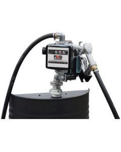 Drum 56 K33 230V Диспенсър за варели с брояч, 56 l/min