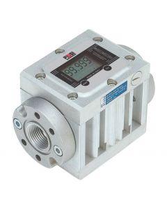 "Електронен брояч с дисплей 15-150 l/min 1.1/2"" Piusi K600/4"
