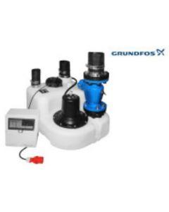Помпена станция за отпадни води Grundfos Multilift M.12.3.4 3x400V