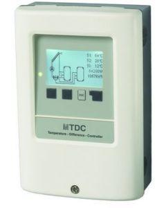Соларно управление с 3 броя температурни сензори Sorel MTDC