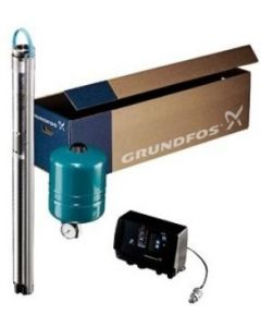 Комплект за водоснабдяване от сондажи Grundfos SQE3-65