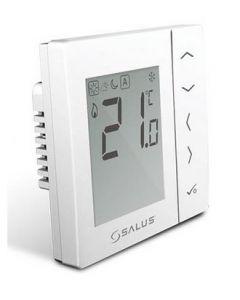 Дневен цифров регулатор на температура, бял Salus VS35W