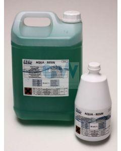 Аqua-Resin почистваща течност за йонообменна смола, бутилка 1 литър