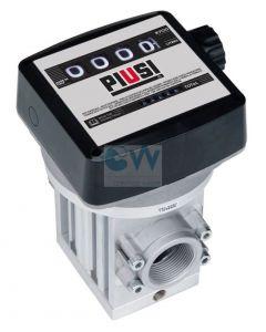 """Механичен брояч за горива, 40-220 l/min, 1.1/2"""" Piusi K700"""