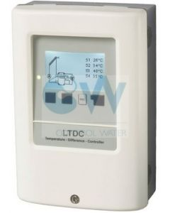Соларно управление с 5 броя температурни сензори Sorel LTDC