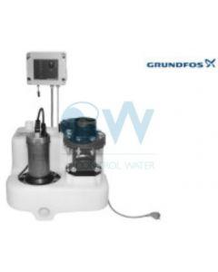 Помпена станция за отпадни води Grundfos Multilift MSS.11.1.2 1x230V