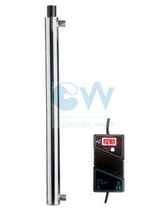 "УВ лампа пречиствател за вода, 2.7 m³/h Sita UV-412-AL2 1"" 40W"