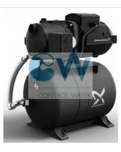 Хидрофорна система с мембранен съд 20 л Grundfos JPA4-54 PT-H