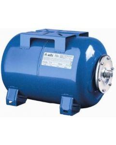 """Хидрофорен разширителен съд хоризонтален 50 литра Elbi AFH-50 PN10 1"""""""