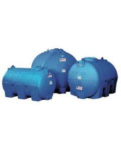 Резервоар за питейна вода 300 л хоризонтален Elbi CHO, син цвят