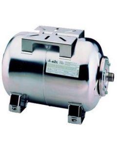 """Мембранен неръжд. разширителен съд 24 л, 1"""" PN10 Elbi HM-24 GPM"""