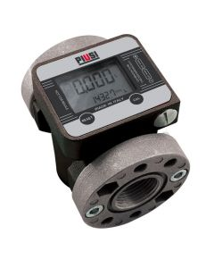 "Електронен брояч с дисплей 1-100 l/min 1"" Piusi K600/3"