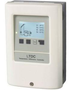 Соларно управление с 4 броя температурни сензори Sorel LTDC-E