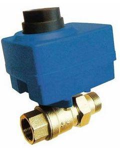 """Сферичен кран с ел. задвижка 230V AC Mut VS32 F-F 1.1/4"""" PN16"""