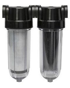 """Cintropur SL240 DUO-CTN 3/4"""" Филтър с 2-степенна филтрация"""