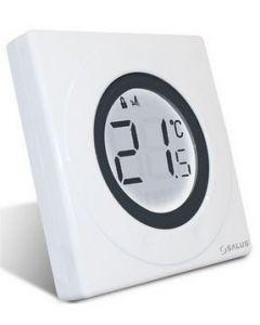 Дневен терморегулатор сензорен Salus ST320-бял