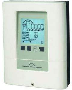 Контролер за комплексни соларни системи Sorel XTDC Ethernet