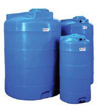 Резервоари за вода вертикален цилиндър